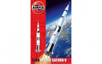 Airfix A11170 Apollo Saturn V 50th Anniversary of 1st Manned Moon Landing 1:144
