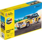Heller 56717 Starter Kit Renault R5 Turbo 1:24