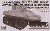 AFV-Club 35056 M5/M8 VVSS SUSPENSION 1:35