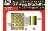 AFV-Club 35097 GERMAN 10,5 cm SHELL CASE 1:35