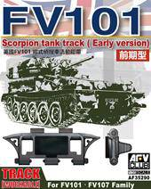 AFV-Club AF35290 Scorpion/scimitar CVR Family Workable tr Track (early type) 1:35