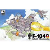 AFV-Club AFQS06 F-104 Q-series (Version West Germany)