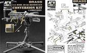 AFV-Club AG35042 U.S. M2HB .50 Cal Machine Gun Con. Kit 1:35