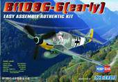 Hobby Boss 80225 Bf109 G-6 (early)  1:72