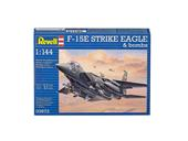 Revell 03972 F-15E STRIKE EAGLE & bombs 1:144
