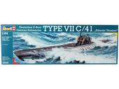 Revell 05100 U-Boot Type VII C/41 1:144
