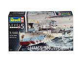 Revell 05132 HMCS SNOWBERRY 1:144