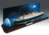 Revell 05599 RMS Titanic+3D Puzzle Iceberg easy-click 1:600