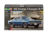 Revell 07188 1968 Dodge Charger (2in1) 1:25