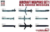 Modelcollect UA72204 Aircraft weapons set U.S. cruise missile 1:72