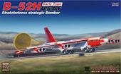 Modelcollect UA72208 B-52H early type Stratofortress strategic bomber Limited Edition 1:72
