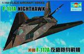 Trumpeter 01330 Lockheed F-117 A Night Hawk 1:144