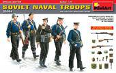 MiniArt 35094 Soviet Naval Troops Special Edition 1:35