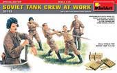 MiniArt 35153 Soviet Tank Crew at Work Special Edition 1:35