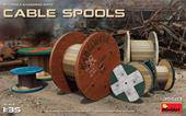 MiniArt 35583 Cable Spools 1:35