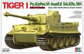 Rye Field Model RM-5001 Tiger I Initial Production Early 1943 1:35