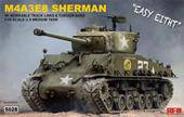 Rye Field Model RM-5028 SHERMAN M4A3E8 with Workable Track Links 1:35