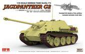 Rye Field Model RM-5031 Jagdpanther G2 with Workable Track Links 1:35