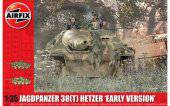 Airfix A1355 Jagdpanzer 38 t Hetzer 'Early Version' 1:35