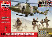 Airfix A50122 British Forces Helicopter Support 1:48