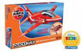 Airfix J6018 Quickbuild RAF Red Arrows Hawk