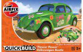 Airfix J6031 Quickbuild VW Beetle Flower-Power