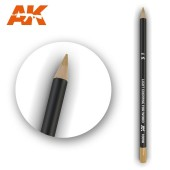 AK Interactive AK10016  Watercolor Pencil Light Chipping for wood (1 piece )