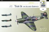 Arma Hobby 70029 Yak-1b Allied Fighter Limited Edition 1:72