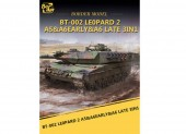 Border Model BT002 LEOPARD 2 A5/A6/EARLY A6 3-in-1 1:35