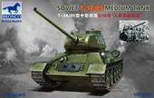 Bronco Models MB32001 Soviet  T-34/85 Medium Tank 1:32