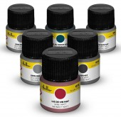 Heller 9405 Paint Set Marine acrylic 6 x 12 ml