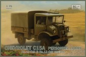 IBG 35037 1:35 Chevrolet C15A Personnel Lorry(Cab12&13)