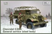 IBG 72054 1:72 Chevrolet C30A General Service