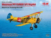 ICM 32052 Stearman PT-13/N2S-2/5 Kaydet, American Training Aircraft 1:32