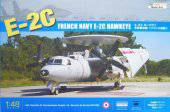 KINETIC K48015 E-2C French 1:48