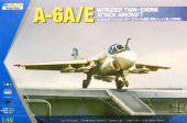 KINETIC K48034 A-6A/E Intruder Twin Engine Attack 1:48