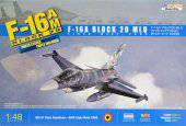 Kinetic K48036 F-16AM Block 20 1:48