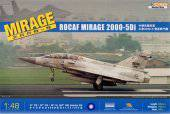 KINETIC K48037 Mirage 2000D-5i ROCAF 1:48