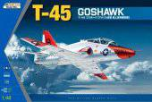 KINETIC K48038 T-45A/C Goshawk Navy Trainer Jet 1:48