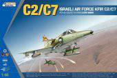 KINETIC K48046 KFIR C2/C7 Israeli Air Force 1:48