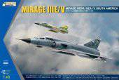 KINETIC K48052 South American Mirage III/V 1:48