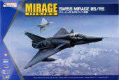 KINETIC K48058 Mirage IIIS/RS 1:48