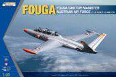 KINETIC K48059 Fouga Magister CM 170  Austria 1:48