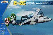 KINETIC K48066 E-2C Hawkeye 2000 LIB BELLS ASTUGI 1:48