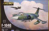 KINETIC K48083 F-104G German Air Force and Marine 1:48