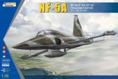 Kinetic K48110 NF-5A Freedom Fighter II (EUROPE EDITION) NL+N 1:48