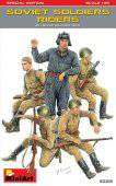 MiniArt 35281 Soviet Soldiers Riders Special Edition 1:35