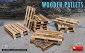 MiniArt 35627 Wooden Pallets 1:35