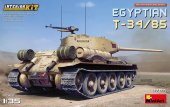 MiniArt 37071 Egyptian T-34-85 Interior Kit 1:35