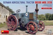 MiniArt 38024 German Agricultural Tractor D8500 Mod. 1938 1:35